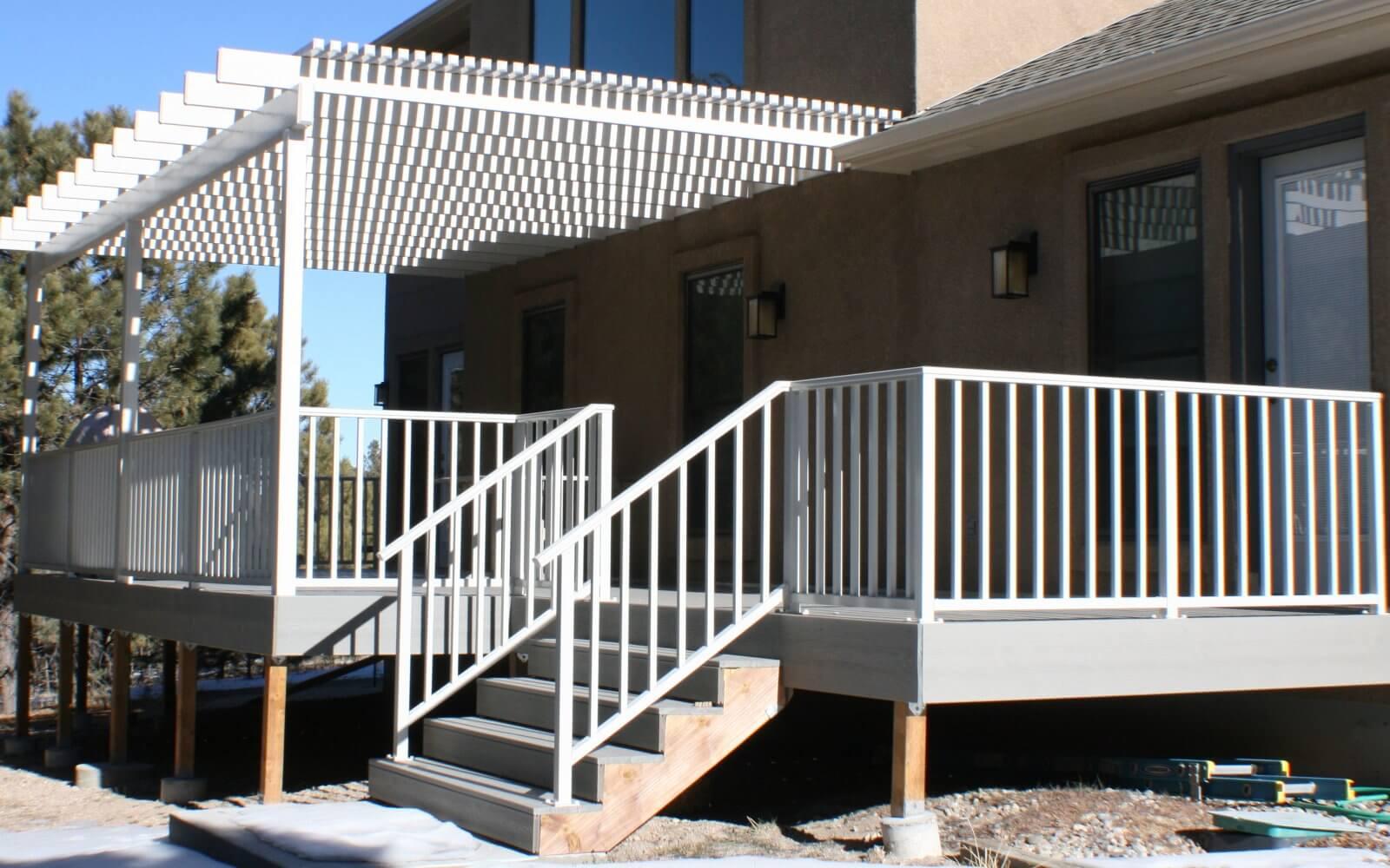 Deck Construction Colorado Springs
